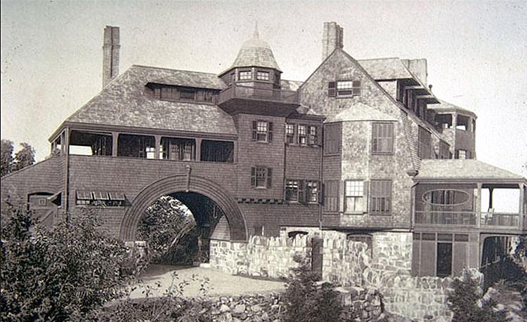 Kragsyde 1895