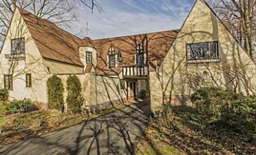 Tudor Style Home